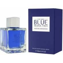 Blue Seduction By Antonio Banderas Men Perfume EDT Spray 3.4 oz