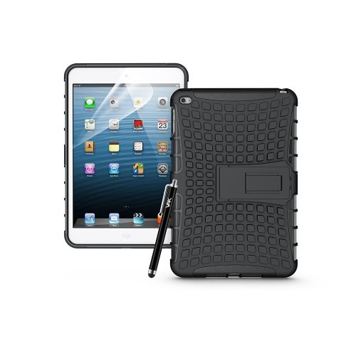 For iPad Mini 4 Tough Quality ShockProof Case