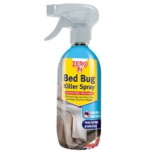 Zero In Bed Bug & Dust Mite Killer Spray 500ml