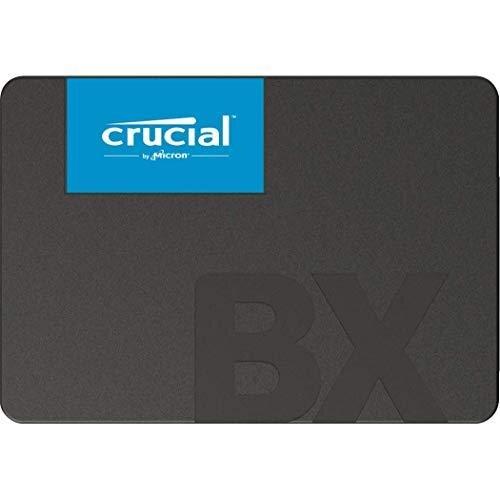 Crucial BX500 1TB CT1000BX500SSD1-Up to 540 MB/s (Internal SSD, 3D NAND, SATA, 2.5 Inch)