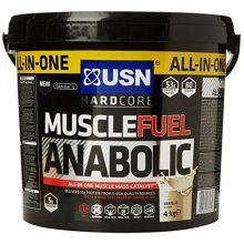 USN Muscle Fuel Anabolic 4kg - 5.32kg