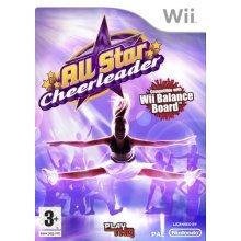 All Star Cheerleader (Nintendo Wii)