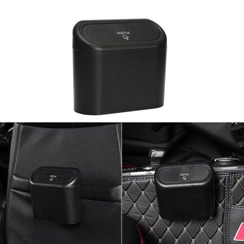 Car Trash Bin, Garbage Dust Case Box, Auto Storage Case
