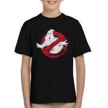 I Am A Ghostbuster Kid's T-Shirt