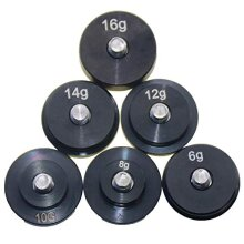 XtremeAmazing New Golf Weights with Screw for Ping G30 Driver Head Clubs 6g 8g 10g 12g 14g 16g