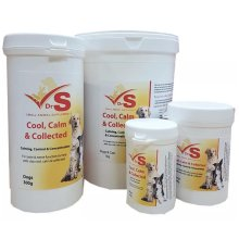 80g Cool Calm & Collected - Dog Supplement - DrS