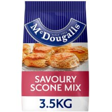McDougalls Savoury Scone Mix - 4x3.5kg