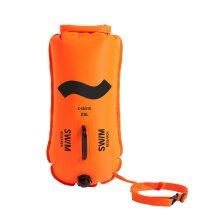 Swim Research Swim Buoy Dry Bag - Orange