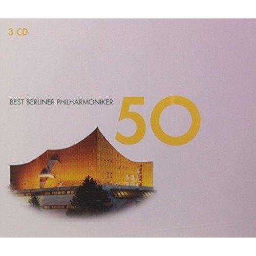 50 Best Berliner Philharmoniker [CD]