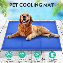 SELF COOLING COOL GEL MAT PET DOG CAT HEAT RELIEF SUMMER 40CM X 30CM