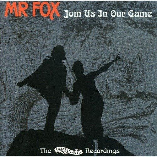 Mr Fox - Join Us in Our Game [CD]