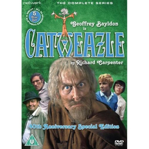 Catweazle - The Complete Series DVD [2013]