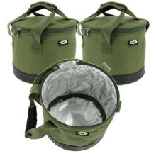 NGT deluxe insulated and collapsible bait bin