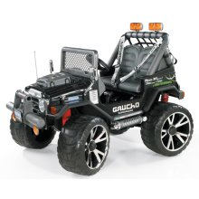 Gaucho Superpower 24v 2 Seater Electric Jeep  - Peg Perego