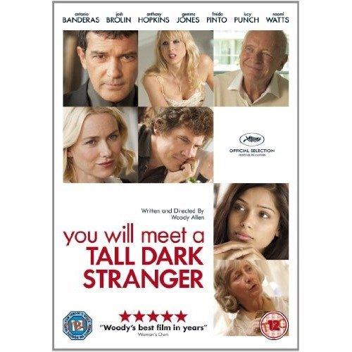 You Will Meet A Tall Dark Stranger DVD [2011] - Used