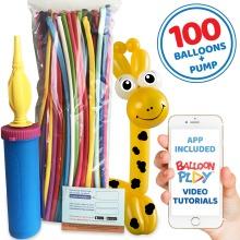 Balloon Animal Basic Kit with App