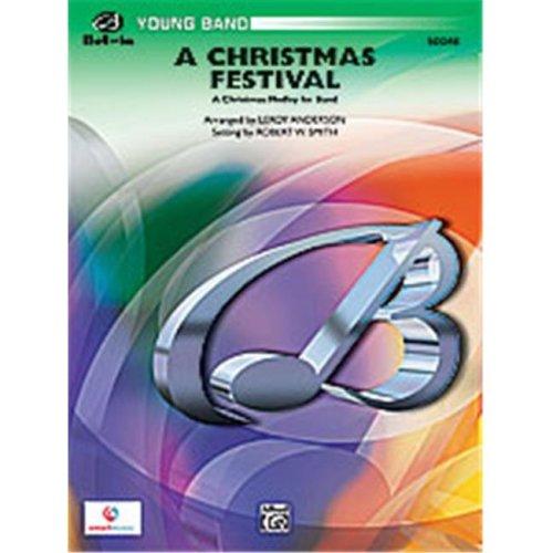 Alfred 00-26742 CHRISTMAS FESTIVAL A-PYB2