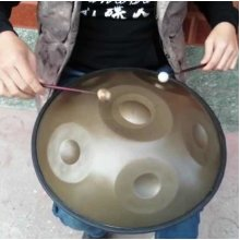 Handpan Drum Empty Drum Worry Drum Steel Drum
