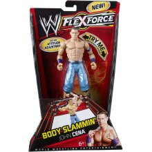 WWE FlexForce Body Slammin John Cena Action Figure