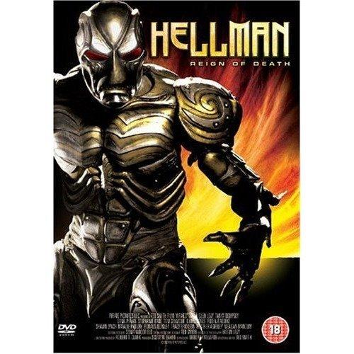 Hellman - Reign Of Death DVD [2008]