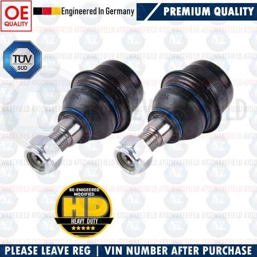 FOR MERCEDES CLS C219 E CLASS W211 S211 FRONT LOWER SUSPENSION ARM BALL JOINTS