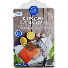 Viking Disposable Chopping Boards│Home Kitchen Cutting Board Paper│
