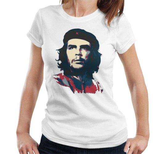 (Small) Che Guevara Women's T-Shirt