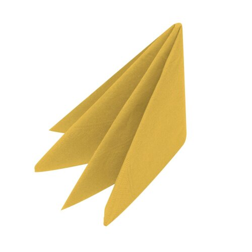 (Sunny Yellow) Swantex Luncheon Napkins 2ply 33cm ~ 2000