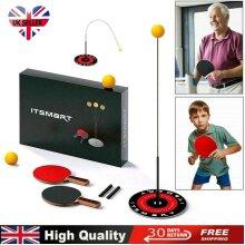 Table Tennis Trainer Ping Pong Ball Training Equipment Rebound Set