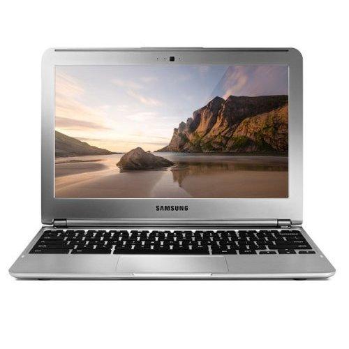 "Samsung Chromebook 11.6"" Laptop Silver 2GB Ram 16GB HDD WiFi C XE303C12 Notebook - Refurbished"