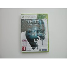 Aliens Colonial Marines GAME Extermination Edition Game XBOX 360 - Used