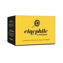 Cinephile A Card Game by Everett & Cory
