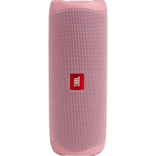 JBL Flip 5 Waterproof Bluetooth Speaker - Dusty Pink