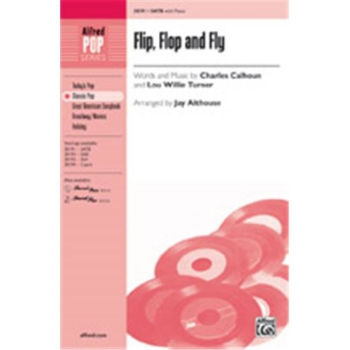 Alfred 00-38195 FLIP FLOP AND FLY-STRX CD
