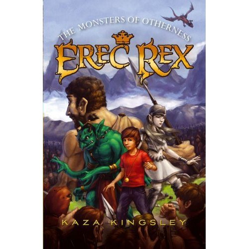 The Monsters of Otherness (Erec Rex (Quality))