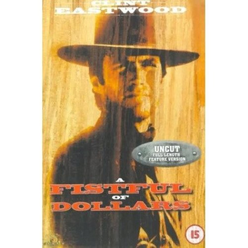 A Fistful Of Dollars DVD [2005]