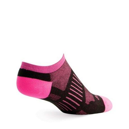 Socks - SockGuy - Channel Air Sprint Pink L/XL Cycling/Running