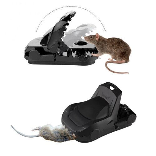 (Mousetrap) Mouse Board Sticky Rat Glue Trap Mice Catcher Non-Toxic Pest Control