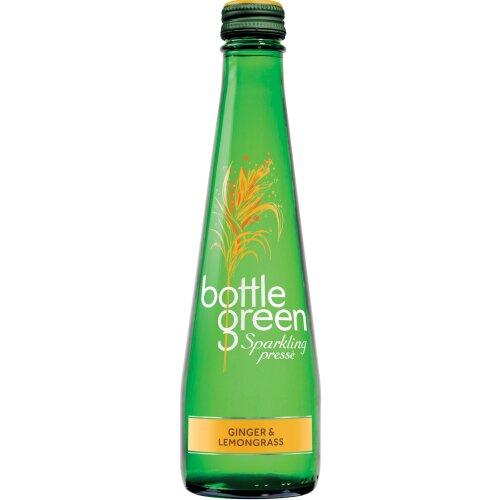 Bottle Green Ginger & Lemongrass Sparkling Pressé - 12x275ml