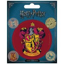 Harry Potter Gryffindor Stickers