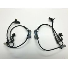 2x Front ABS Sensor for Chrysler Grand Voyager RG 2001-2007 ABS/RG/003A