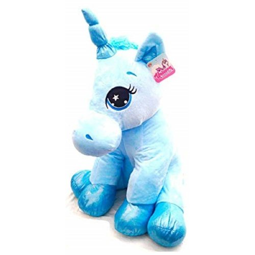 HGL Unicorn Sitting Plush 40cm