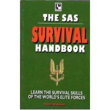 SAS Survival Handbook - Used