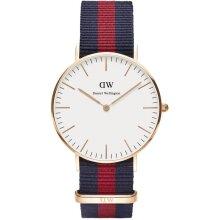 Daniel Wellington Classic Oxford Unisex Wristwatch DW00100029