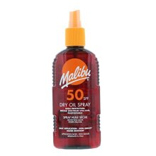 Malibu Sun Dry Oil Spray 200ml SPF50