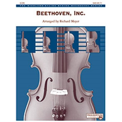 Alfred 00-23342S S BEETHOVEN INC.-SO