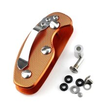 EDC Holder Clip- Gadget Quickdraw Multipurpose Hanger Buckle Climb Tool