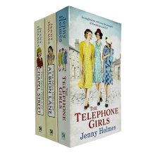 Jenny Holmes 3 Books Collection Set