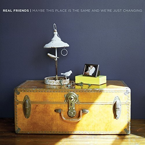 Real Friends - Maybe This Place is the Same and Were Just Ch [CD]