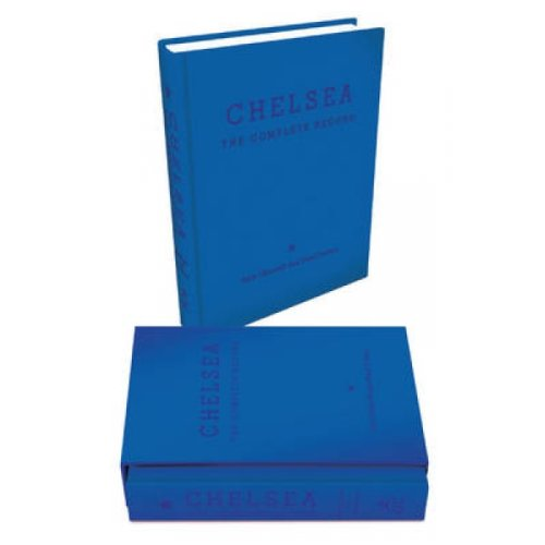 Chelsea The Complete Record by Rick Glanvill